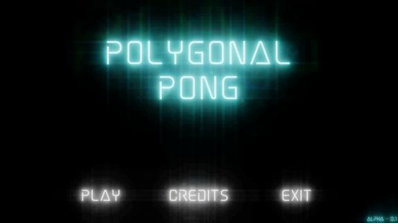 Polygonal pong